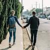 【雑談】男が女を歩道側に寄せるあれ なんか面白い という小話【恋愛】