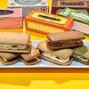 『Huffnagel(フフナーゲル)』バターサンド。オーツクッキーを使ったバリエーション豊かなバタサン。