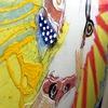 お部屋にステキなアートを。不思議な経歴のイケメンが描く温かい世界【北村直登さんの絵画】