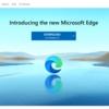 Windows10 new Microsoft Edge をインストールしてみました