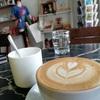 ラオス女一人旅・タイ観光ビザ取りついでの観光【カフェ】
