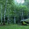 2017年07月30日(日)みずがき山で雨キャンプ