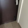 ドアストッパー設置