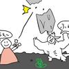 【mhw】vsベヒーモス!! ……で、盛大にミスをやらかしたお話