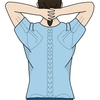肩甲骨がゴリゴリなる音の原因はこの筋肉のせいだった:ストレッチ・マッサージ動画あり!