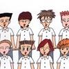 都立梅西高校の生徒たち(その1)
