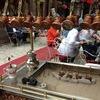 世界遺産の町「サフランボル」のトルココーヒーやさん(トルコ