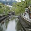城崎温泉に泊まる。