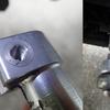 955i-2 シフトアーム修理