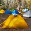 テント泊未経験者がいきなりソロでテント泊したときに準備したものたち