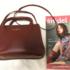 付録バッグ snidel本革調2WAYショルダーバッグがコンパクトで可愛い。マグカップの買い替えと。