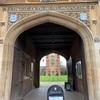 ケンブリッジ大学・Selwyn collegeでランチ♪