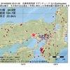 2016年09月02日 22時31分 兵庫県南西部でM3.2の地震