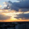 朝景色~その76『雲に煌めく』