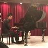 ピアノとサックスを演奏してきた。2018夏