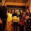 日本の伝統文化といつもの3人