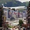13 香港の盛衰  啓徳(カイタック)空港