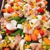 ぎゅうぎゅう焼きは主婦の味方!冷蔵庫に残った食材を焼くだけ(・´з`・)