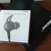 BOSE(QuietControl 30 wireless headphones)
