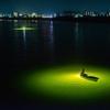 吉野川のシラスウナギ漁 2021.3.16