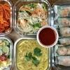 【レンジで作り置きレシピ5品♯14】全部電子レンジだけで完成!夏にオススメのタイ・ベトナム料理レシピ♪