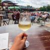 20年ぶりのベルリン滞在(3)日曜日に一人でワイン祭りをする