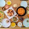 【ミニホームパーティ・ママ友ランチ会のレシピ】 2時間半で簡単7品の作り方