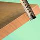 八足台の天板の厚みは35mm 一般的に八足台は30mm~35mmが多い
