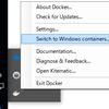 Docker for Windows 1.13.0 が出たので Linux コンテナと Windows コンテナの切り替え機能を試してみる