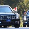 ● 来日中のトランプ大統領の専用車両「キャデラック・ワン」(ビースト)とは…