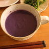 オートミール活用レシピ! 紫キャベツの魔女のポタージュ、クリスマスにも♡
