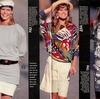 ソビエト女のファッションだ