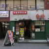 JR水道橋駅西口近く 中国家庭料理 台北の半麻婆豆腐+半水餃子!!!