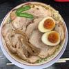 みずさわ屋(仙台市)柔らかバラ肉そば(煮卵入)1101円