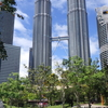 マレーシアのクアラルンプールを散歩
