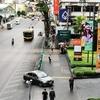 バンコクで、ゆっくり海外生活。