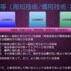 特許実務-進歩性の基本的考え方(14)【周知技術、慣用技術、技術常識】