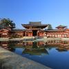 世界文化遺産「平等院」水鏡