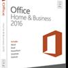 Office Home & Business 2016 for Mac 日本語版 ダウンロード版 プロダクトキー付き