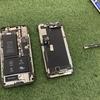 iPhoneXの修理が増えています!