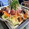 ご当地B級グルメ・鉄板みそなべ&味噌焼きうどん@三重県亀山市「川森食堂」