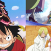 ONE PIECE(ワンピース) 833話「盃返上! 侠客ジンベエの落とし前」