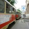 ハンガリー&チェコ旅「赤いトラムが走る素朴な街<ブラチスラヴァ>」
