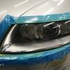 自動車ヘッドライトリペア アウディ/A6アバント ヘッドライト劣化・黄ばみ・くすみ
