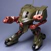 ROBOT魂  TQ-19 ガン・ルゥ レビュー