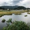 日下川調整池(高知県日高)