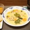 米粉とコーンクリーム缶でつくるコーンクリームシチュー(´・ω・`)