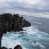 城ヶ崎海岸と門脇灯台に出没!スリル満点の門脇吊橋と断崖絶壁!怖いです!