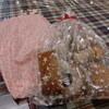 西新橋の「ヴァイツェン・ナガノ」の焼き菓子色々(LIBRAさんからのお土産)。