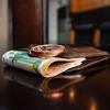 財布を選ぶなら!長財布や二つ折り財布、本革や合皮、小銭入れについて